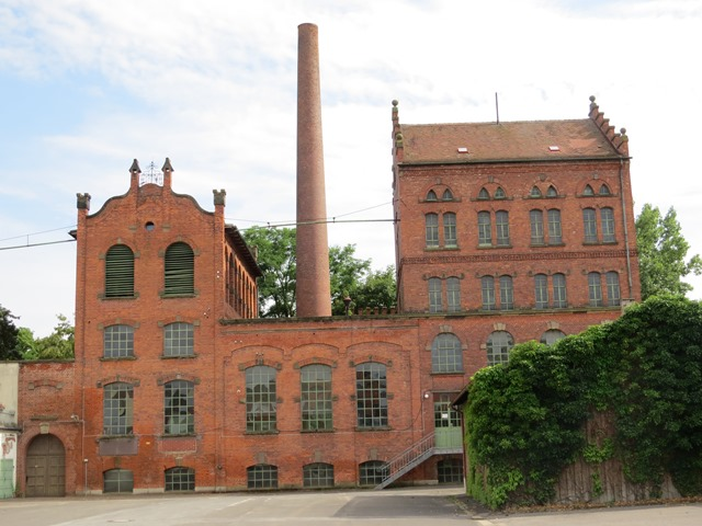 The Maisel Brewery closed in 2009, a victim of poor management, family feuding and lack of timely investment. At one time a much smaller Bamberg had over 60 breweries. Once you know what to look for, you can see remnants of dozens of them as you walk through the streets.