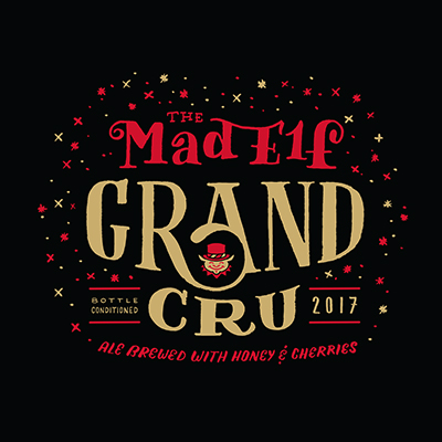 Great Beers for the New Year #2: Tröegs Mad Elf Grand Cru, Tröegs Brewery, Hershey, Pa.