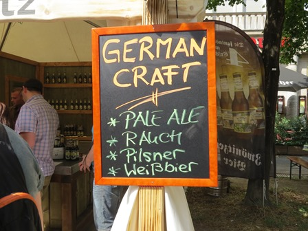 THE GERMAN (BEER) REVOLUTION IS HERE!