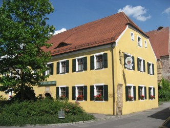 Hopping Around Europe: An Off the Tourist Track Traditional Brewery Restaurant in Hirschau Germany