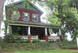 Amanda Gish House in Elizabethtown Pennsylvania