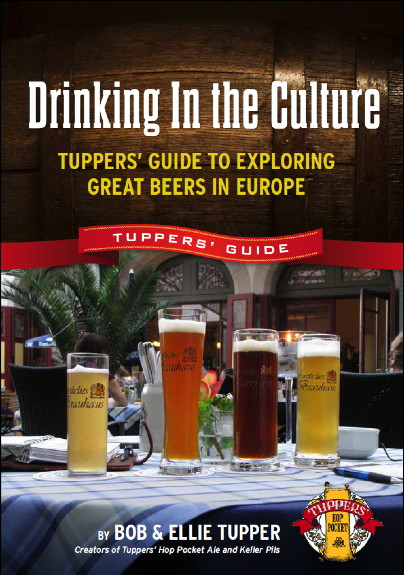 Book cover, Drinking in the Culture