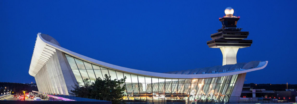 "Dulles was ""nowhere"" when it was built, but sits in a thriving beer community now."