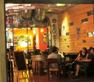 Florence's Beer House Club offers a warm welcome and a nice range of craft beer