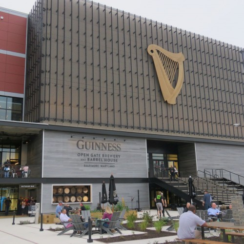 Guinness in Baltimore: A Somewhat Assimilated Immigrant