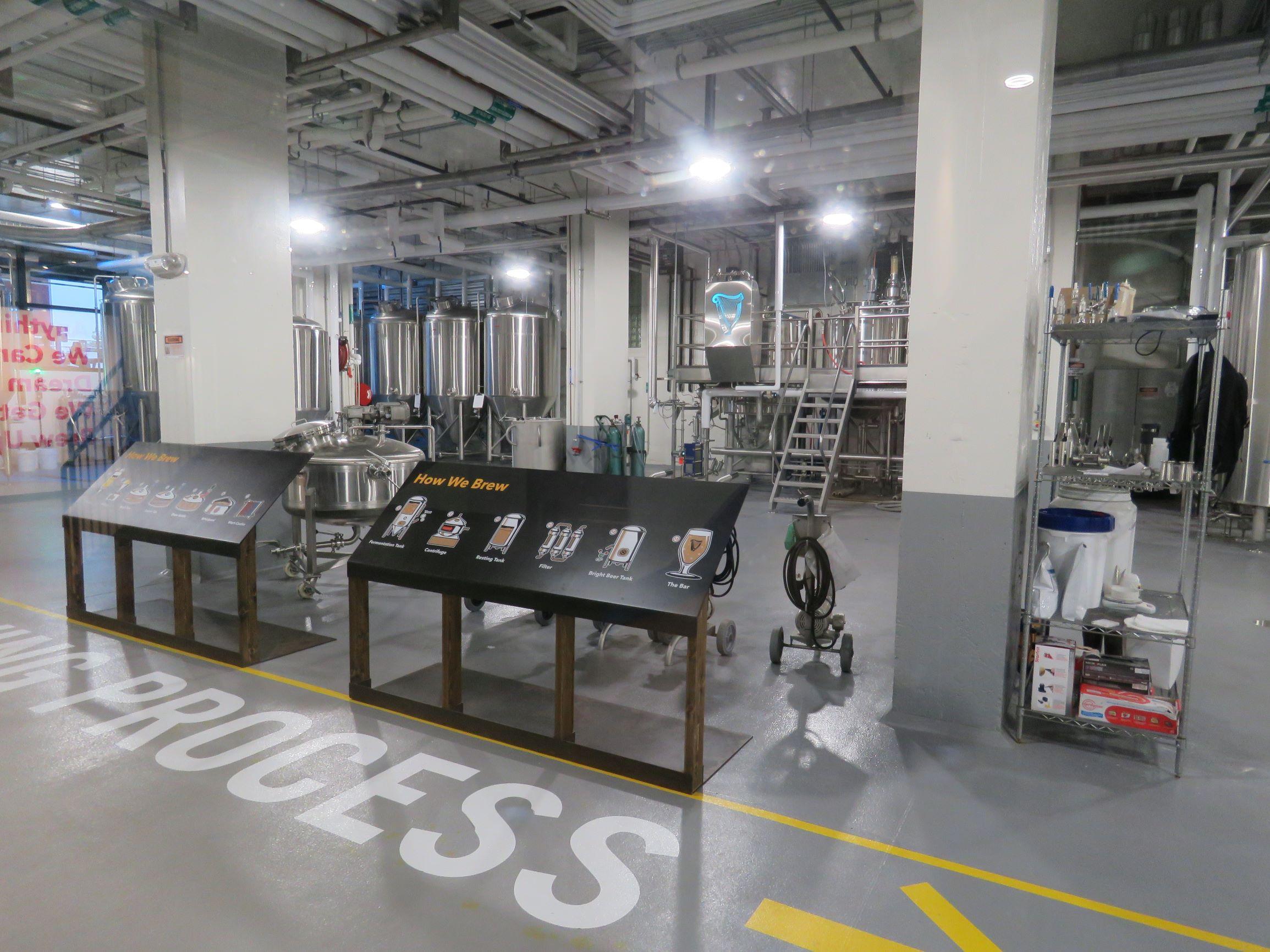 guinness brewery Halethorpe