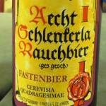 Schlenkerla's Fastenbier Makes Fasting Fun