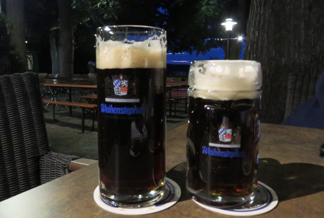 Although best known for its Hefeweizen, Weihenstephan also makes some excellent dark beers.